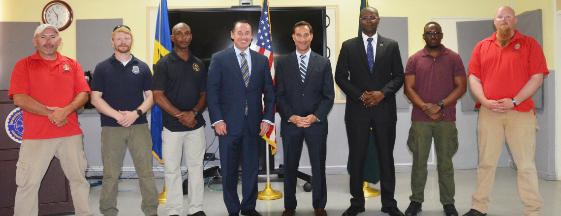 U.S. Embassy's Diplomatic Security Service