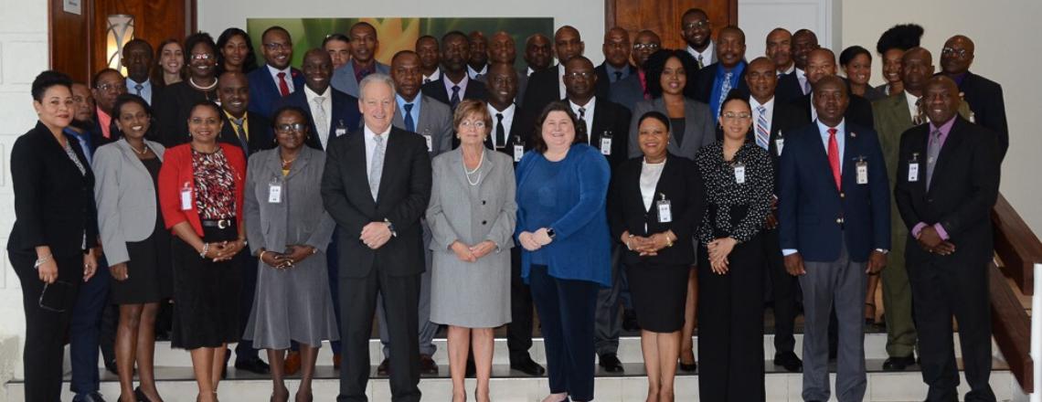 U.S. Embassy Hosts First Regional Alumni Program to Further Regional Security Coordination