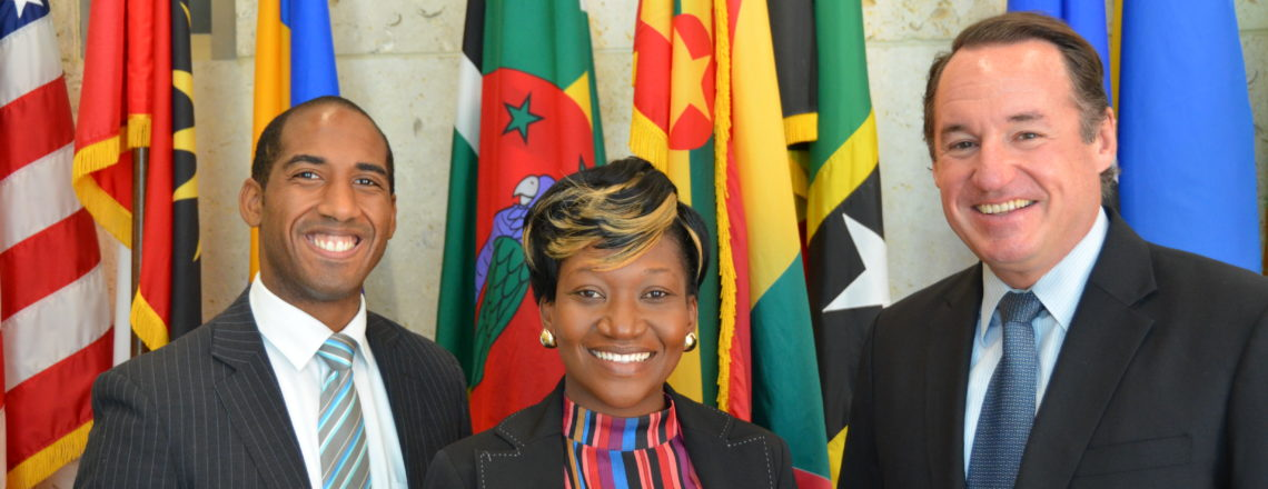 """Grenada National Disaster Management Agency staff participates in U.S. Sponsored """"Disaster"""