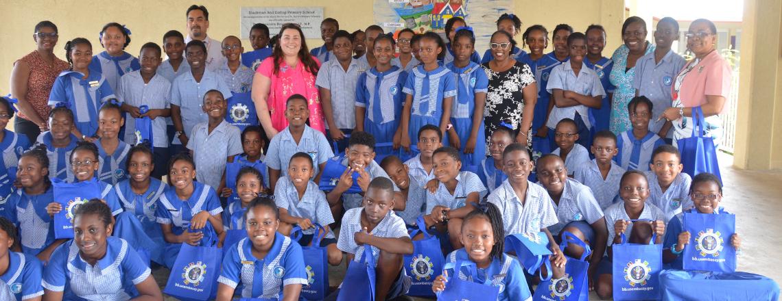 NASA promotes STEM Education for Barbadian students
