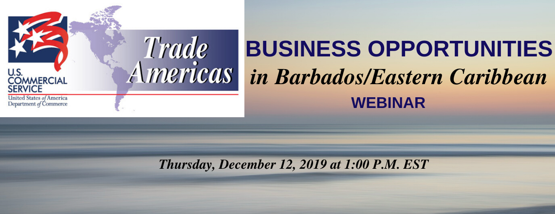 Register to Learn about Business Opportunities for US Companies