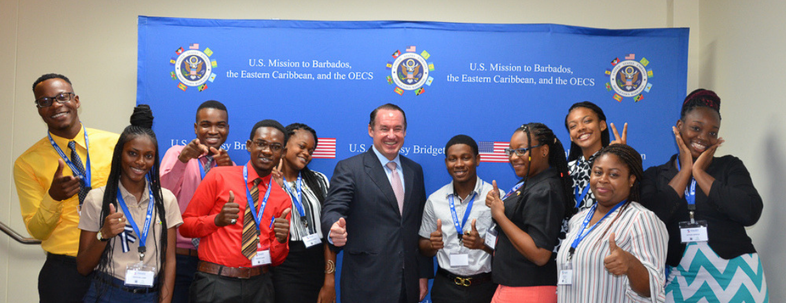 U.S. Embassy Youth Ambassadors to participate in Leadership Program