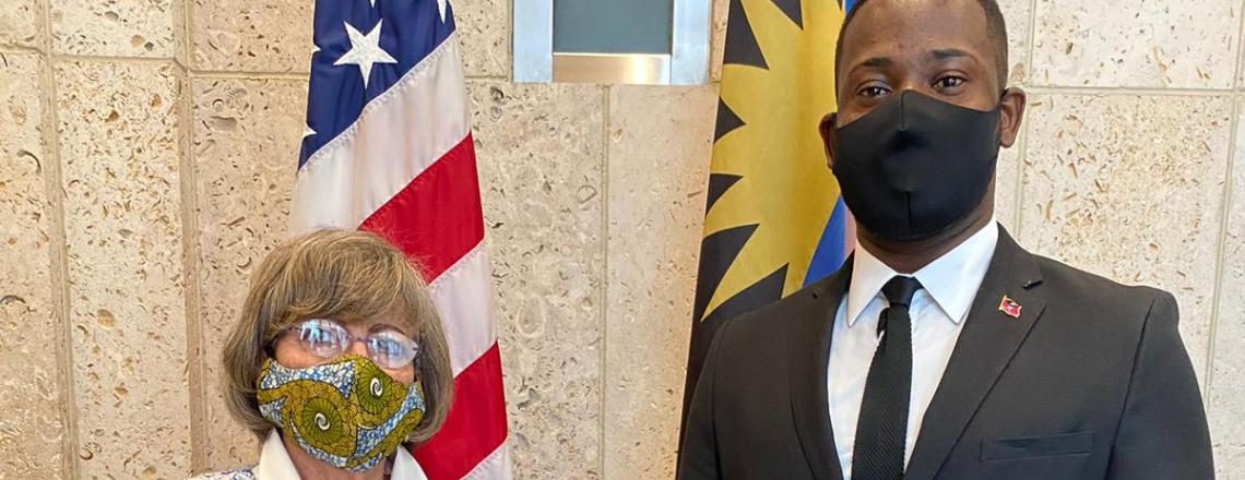 Antigua and Barbuda National Participates in Prestigious Fulbright Program