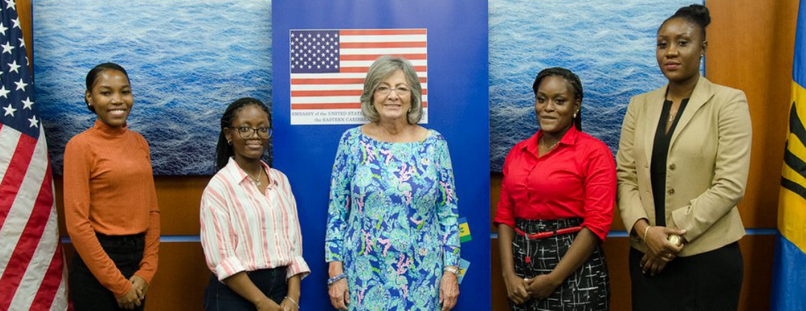 U.S. Embassy Bridgetown launches Foreign National Student Internship Program