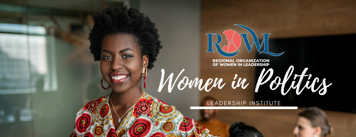 Apply for the Women in Politics Leadership Institute
