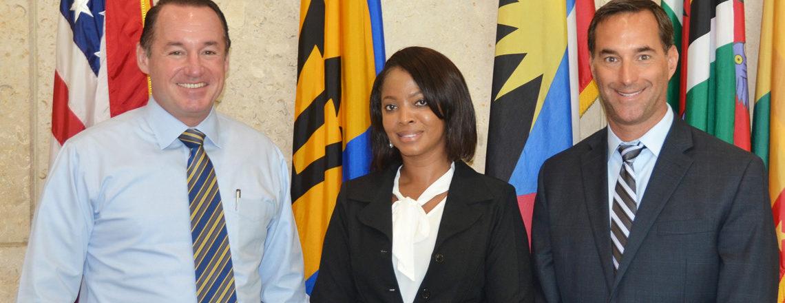 Antiguan Participates in US Government-Sponsored International Visitor Leadership Program