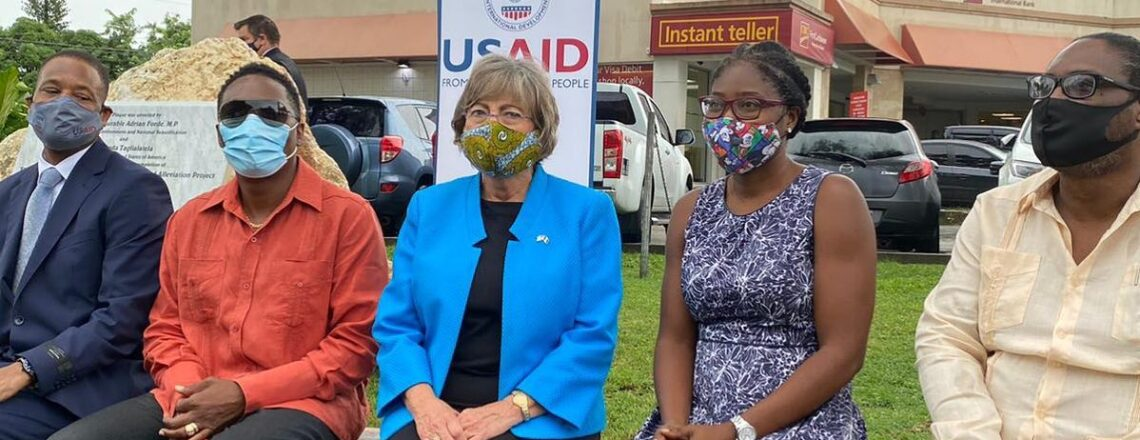 U S Embassy In Barbados