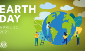Webpage Header – Earth Day