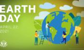 Webpage Header – Earth Day