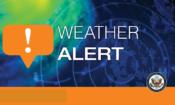 Webpage Header – Weather Alert