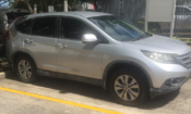 Auction – Honda CRV