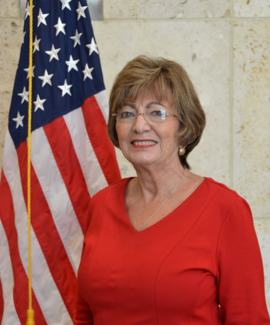 Photo of Ambassador Linda S. Taglialatela