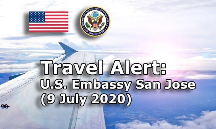 Travel Alert