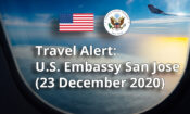 Travel Alert December 23 2020