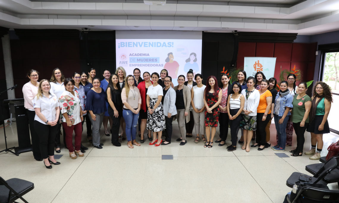Costa Rica Launches the Academy for Women Entrepreneur