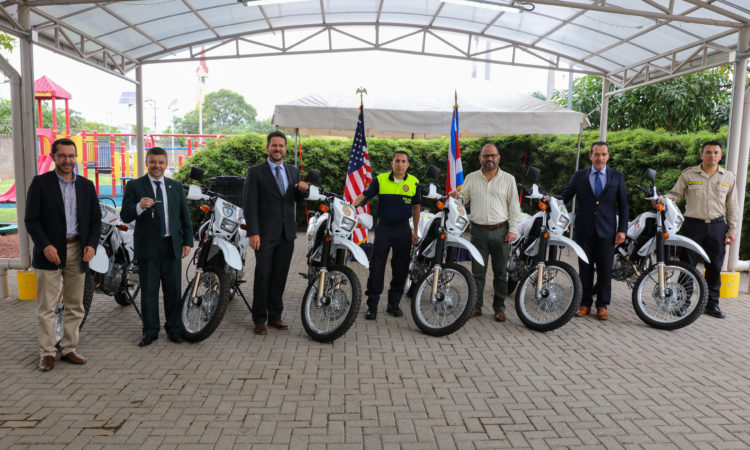 Municipalities Have New Motorcycles to Protect Their Communities