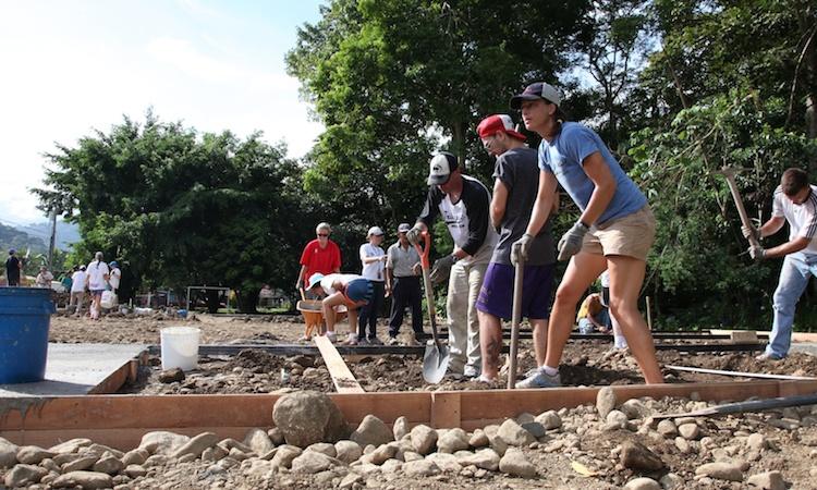 El Cuerpo de Paz en Costa Rica