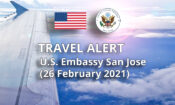 Travel Advisory: Information on COVID-19 Restrictions for March 2021. Information on Entry and Exit requirements for Costa Rica.
