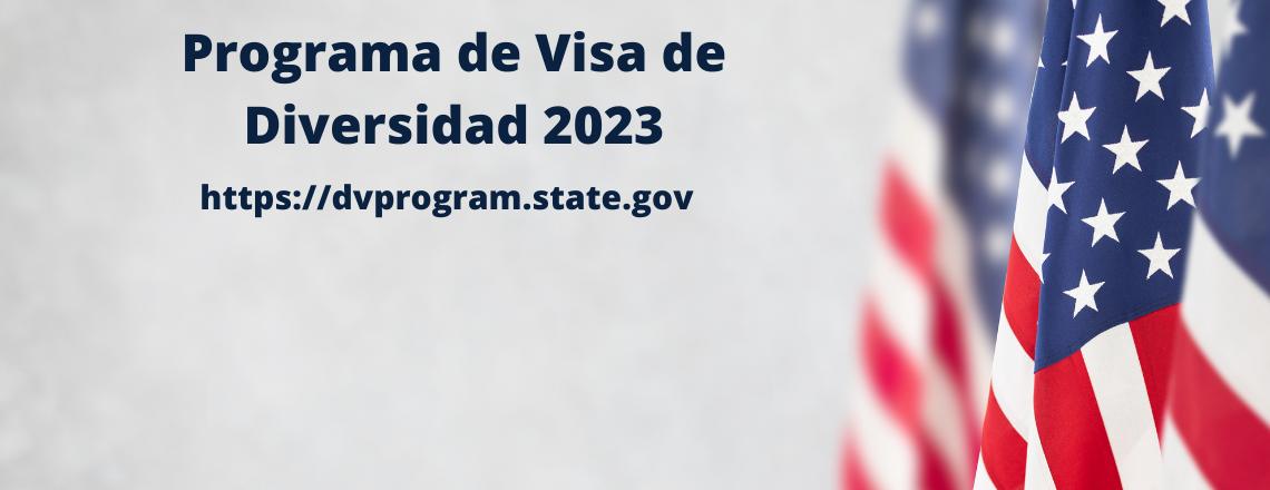 Comunicado de Prensa: Visas de diversidad: proceso ya está disponible