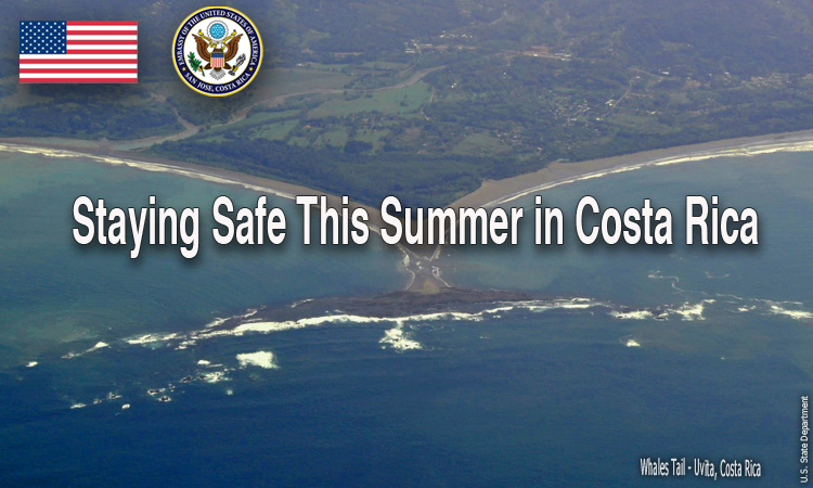 Staying Safe This Summer in Costa Rica