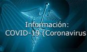 Información del coronavirus -COVID-19