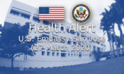 Health Alert – U.S. Embassy San Jose