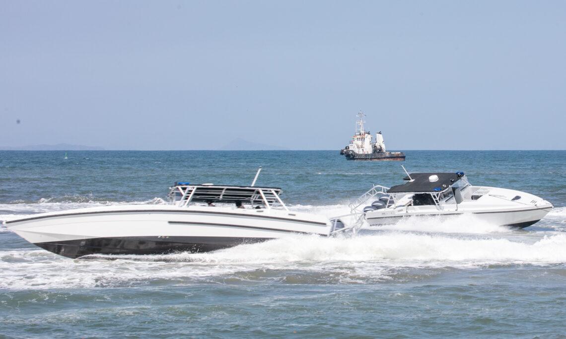 Guardacostas contará con más lanchas y un nuevo centro de capacitación y mantenimiento en Puerto Caldera