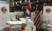 U.S. Embassy Donates Lab Supplies