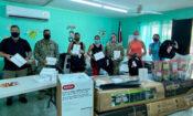 U.S. Embassy Donates School Supplies