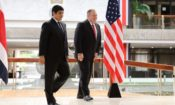 Secretary Michael R. Pompeo and Costa Rican President Carlos Alvarado at a Press Availability