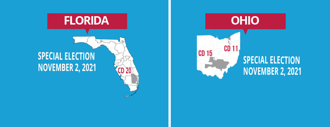 Residents of Florida and Ohio: Upcoming Special Elections