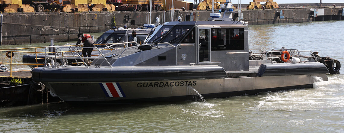 United States Supports Costa Rica to Purchase Police Vessels