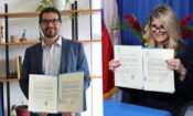 The U.S. Embassy and the National Learning Institute Partner to Improve English Teaching