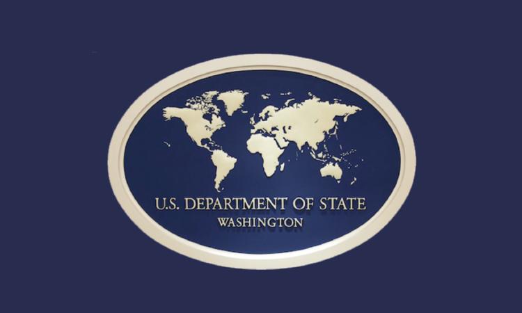 Лого-Стејт Департмент на САД
