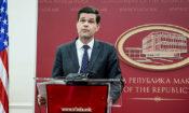 Ndihmës sekretari i shtetit për Evropë dhe Euro-Azi Wess Mitchell,