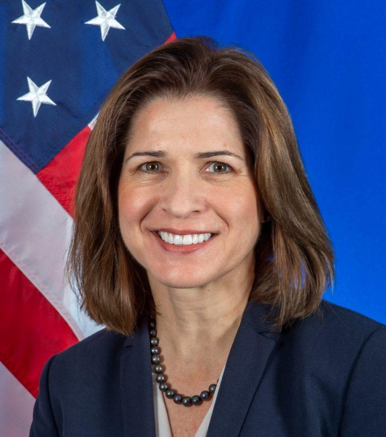 Photo of Ambassador Kate Marie Byrnes