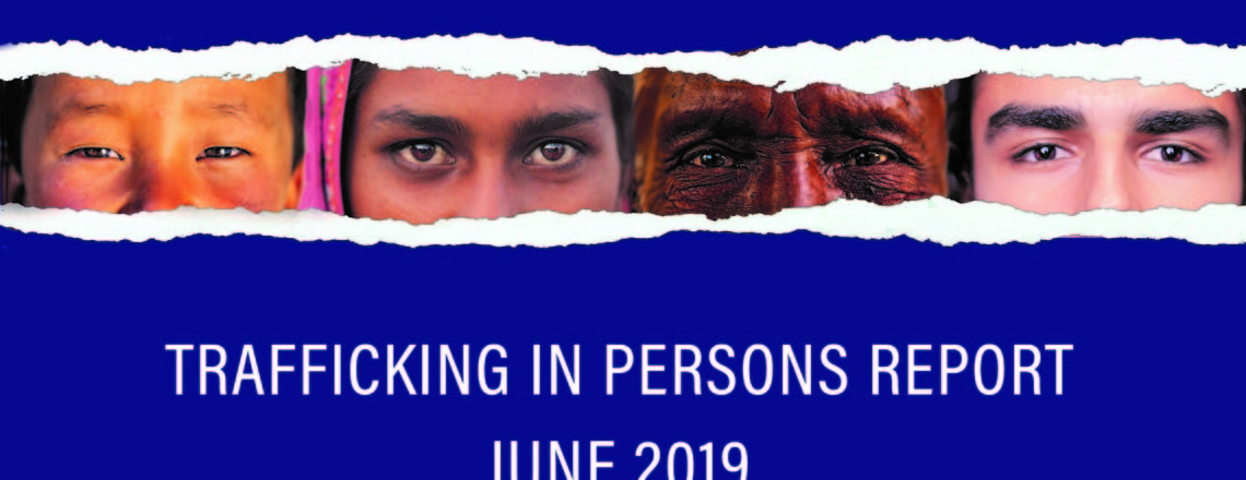 2019 Trafficking in Persons Report
