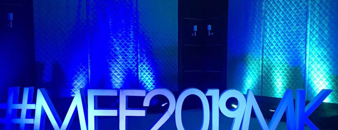 Chargé d'affaires Micaela Schweitzer-Bluhm's Remarks at the Macedonian Energy Forum 2019