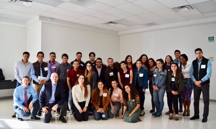 Consulate General's Youth Council in Ciudad Juarez