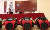 U.S. Consulate donates equipment to Juarez Fire Dept.