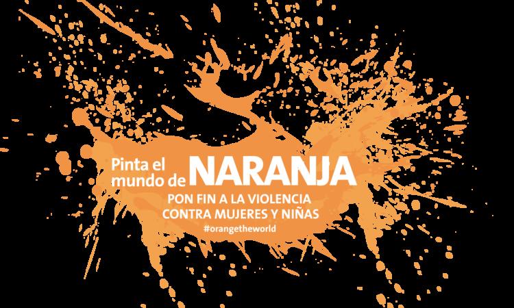 Pinta el Mundo de Naranja