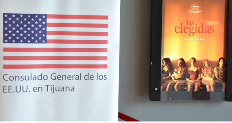 Consulado Tijuana y Canana realizan proyección de película que aborda el tema de la Trata de Personas