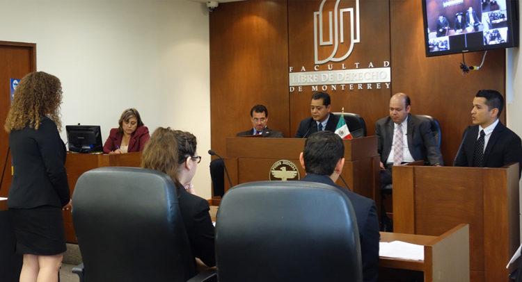 Monterrey - Moot Court Contest