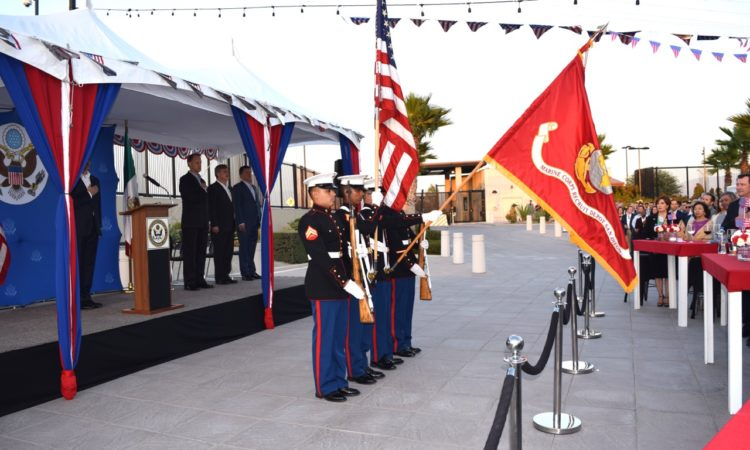 Tijuana Consulate celebrates U.S. Independence Day