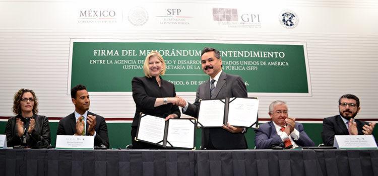 Funcionarios de México y Estados Unidos