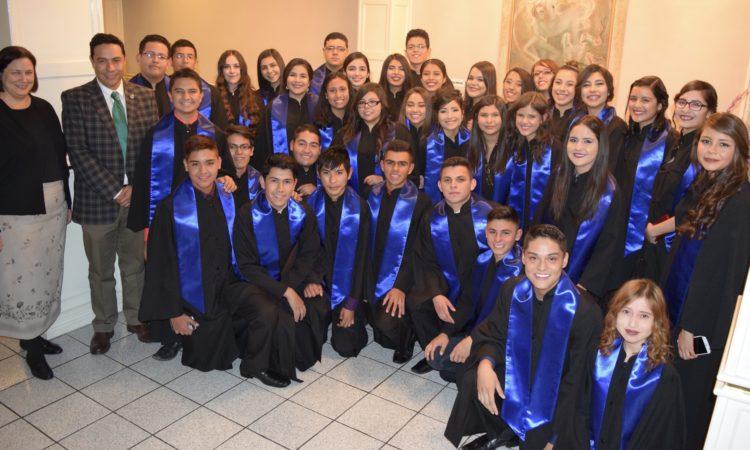 Graduación del Programa Access en Chihuahua