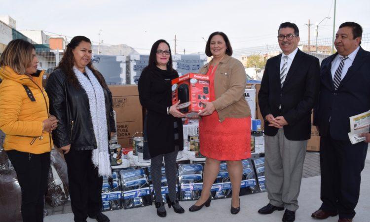 USNORTHCOM Hace Donación a Tres Albergues para Mujeres en Ciudad Juárez