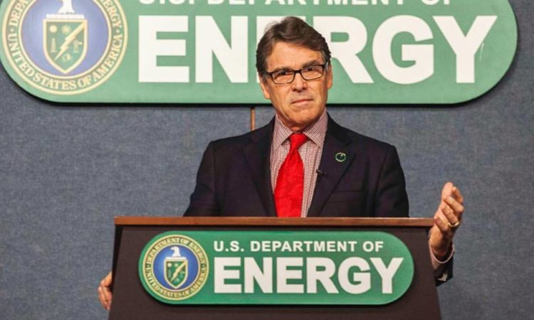 Secretary Perry