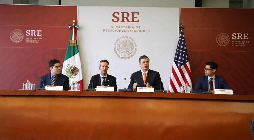 OPIC Officials Visit Mexico, Announce Support for U S