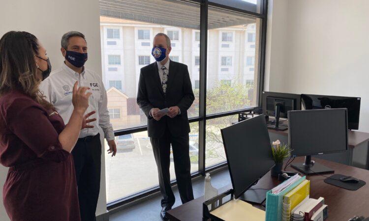 Inauguración Unidad Acreditada de Investigación en Juárez